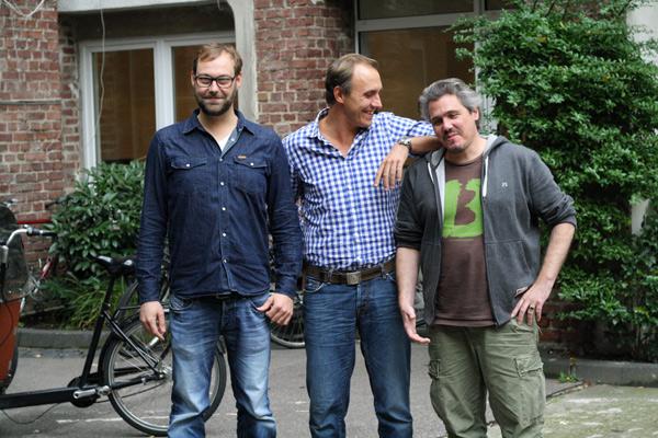 Ein Gewinner-Team: Das Entwicklerteam von Fiete ist trotz vieler Auszeichnungen ziemlich unprätentiös.