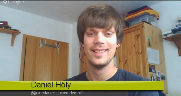 Droid Boy Interview: Daniel Höly / Shift