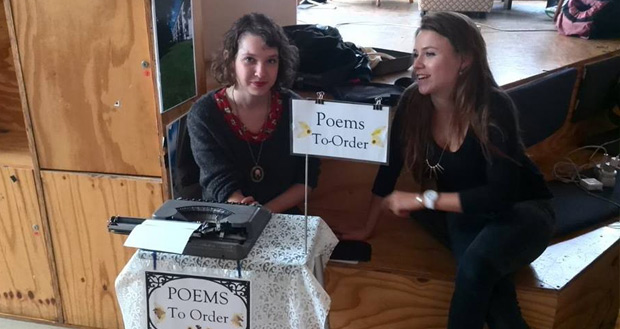 Poems to Order