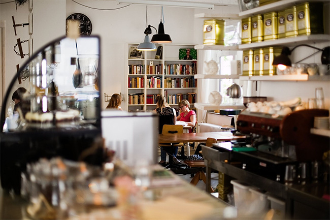 Droid Boy - Coworking in NRW - Das Kabü ist in Essen das Coworking-Café Nummer 1.