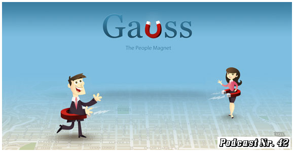 Droid Boy Podcast Nr. 42 – Gauss The People Magnet