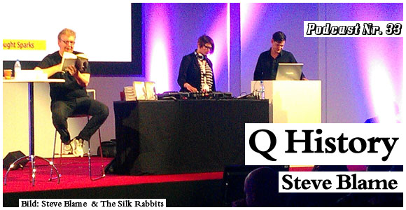 Droid Boy Podcast Nr. 33: Q History