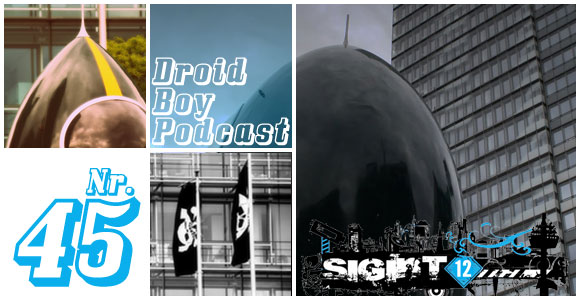 Droid Boy Podcast Nr. 45 – SIGINT