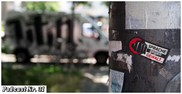 Droid Boy Podcast Nr. 31: Sprache gegen Gewalt