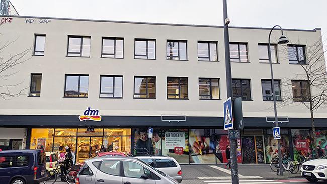 Unicorn Workspaces in Köln-Ehrenfeld.