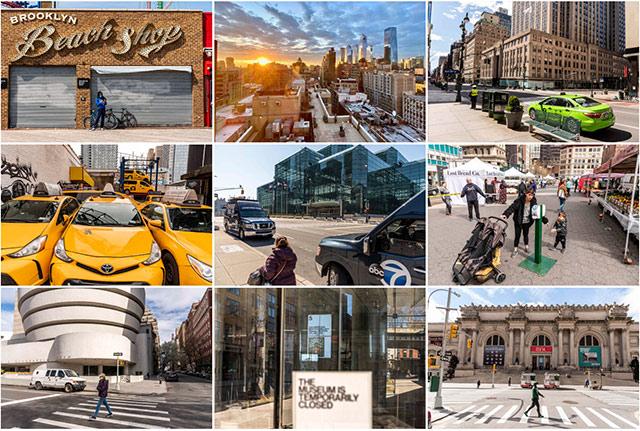 Stefan Falke fotografiert die NYC Corona Crisis.