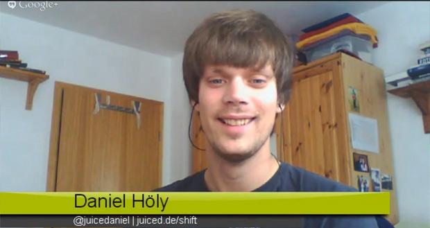 Droid Boy Interview: Daniel Höly / Shift