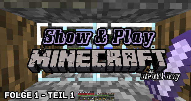 Show & Play: Minecraft