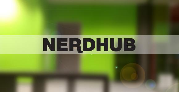 Startplatz für NERDHUB