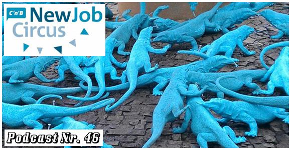 Droid Boy Podcast Nr. 46 – C'n'B New Job Circus