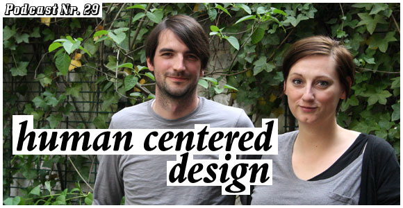 Droid Boy Podcast Nr. 29: Human Centered Design