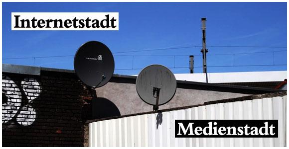 Aus Medienstadt mach Internetstadt – SPD lädt ein