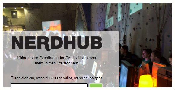 Ankündigung: Projekt NERDHUB
