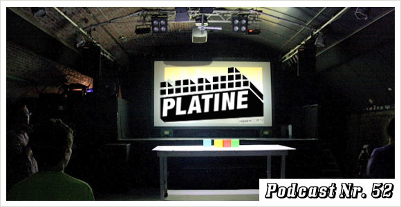 Droid Boy Podcast Nr. 52 – Platine