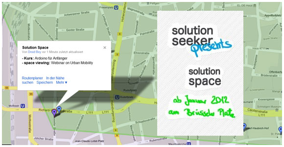 Solution Space – Interview mit Stefanie Weidner