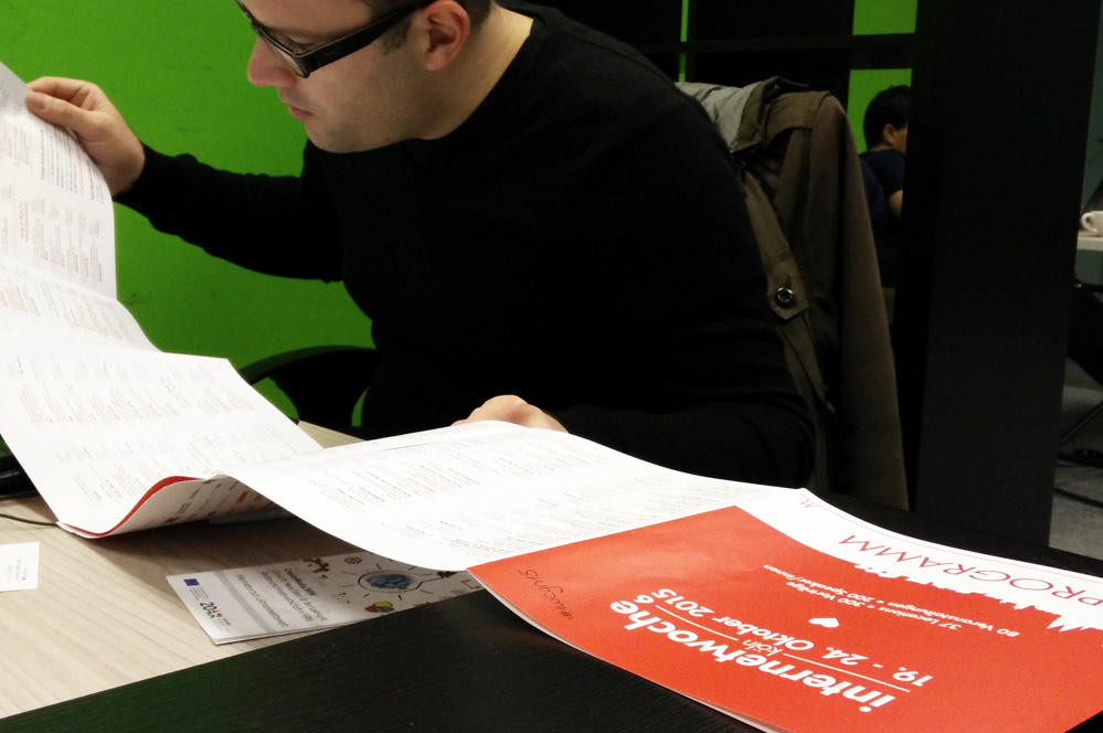 Internetwoche Köln – Wo muss ich hin?